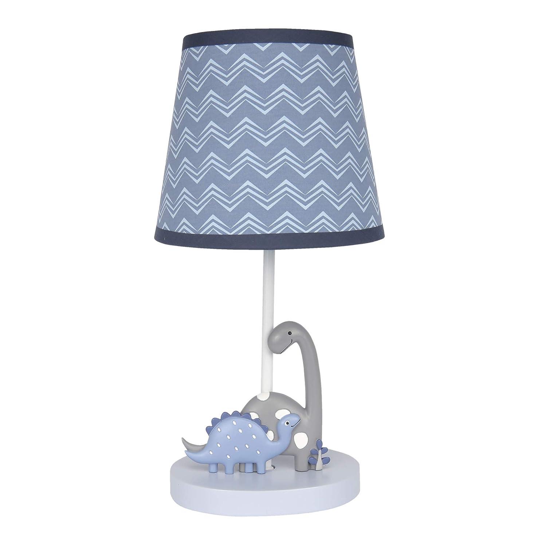 Bedtime Originals Roar Lamp Blue with Max 47% OFF Bulb Shade Japan Maker New