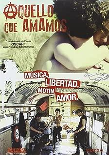 Aquello Que Amamos (Wszystko, Co Kocham (All That I Love)) (2009) (Import Movie) (European Format - Zone 2)