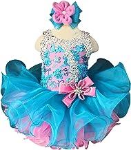 Infant Toddler Baby Newborn Little Girl/'s Pageant Dress D256