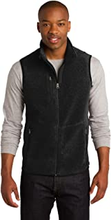 Port Authority Men's R Tek Pro Fleece Full Zip Vest