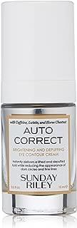 Sunday Riley Auto Correct Brightening and Depuffing Eye Contour Cream, 0.5 fl. oz.