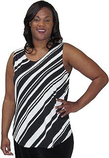75853443de8078 A Personal Touch Tre Women s Plus Size Tank Top