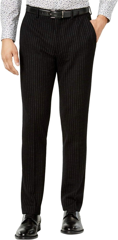 bar III Mens Stripe Casual Trouser Pants