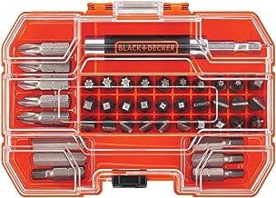 BLACK+DECKER Screwdriver Bit Set, 42-Piece (BDA42SD)