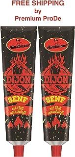 Dijon mustard super hot 2x200 ml, Haendlmaier / Germany