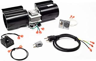 FireplaceBlowersOnline GFK-160 Fireplace Blower Kit for Heat N Glo, Hearth and Home,..