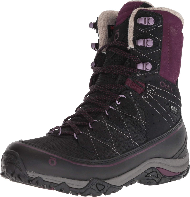 "  Oboz Women's Juniper 8"" Insulated B-DRY Waterproof Hiking Boot   Hiking Boots"