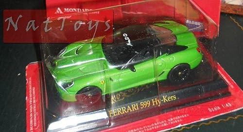 el precio más bajo EDICOLA Ferrari GT Collection 599 Hy-KERS Model Rare Rare Rare Die Cast 1 43 MODELLINO Compatible con  venta al por mayor barato
