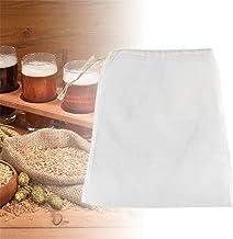 2PCS Premium Fine Nut Milk Bag - Multiple Usage Reusable Food Strainer, Food Grade Nylon Mesh, Cold Brew Coffee Bag, Chees...
