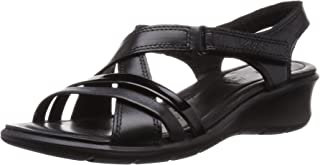 Best tanned wedge sandals Reviews
