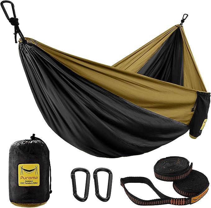 Puroma Camping Hammock - Eco-friendly