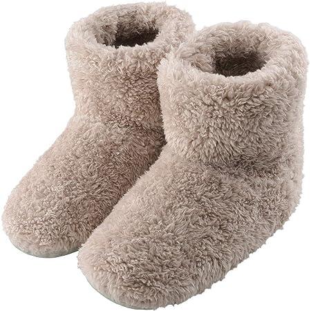 あったかスリッパ Hoomoi 北欧 ルームシューズ ボアスリッパもこもこ ルームシューズ 暖かい 室内ボアスリッパ 冬 男女兼用