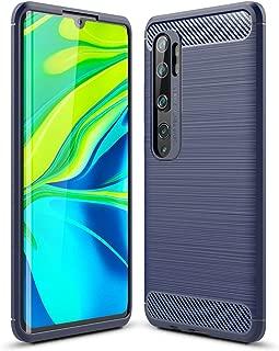 Xiaomi Mi Note 10 / Mi Note 10 Pro/Xiaomi CC9 Pro ケース 【ELMK】ソフトTPUシリコーン素材 保護カバー Xiaomi Mi Note 10 / Mi Note 10 Pro/Xiaomi CC9 Pro 対応 (ブルー)
