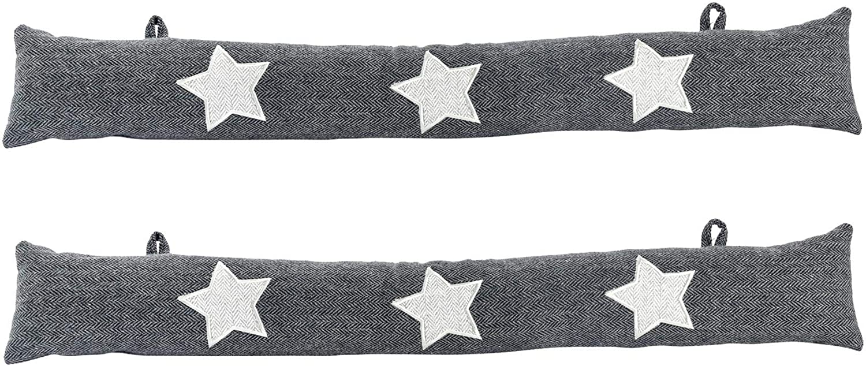 Nicola Spring Draught Excluder Cushions Star - Mesa Mall Draf Decorative Latest item