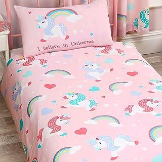 comprar comparacion Price Right Home - Juego de funda de edredón y funda de almohada, juvenil, diseño con texto en inglés