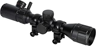 Monstrum 3-9x32 AO Rifle Scope with Illuminated Range Finder Reticle and Parallax Adjustment