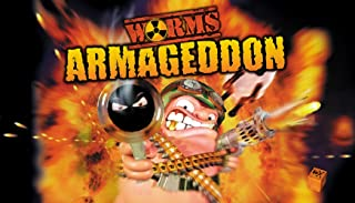 Worms Armageddon [Online Game Code]