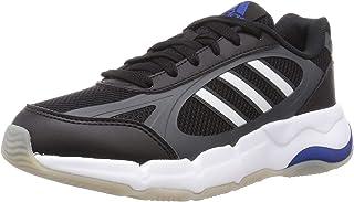 Adidas Keitaki Mesh Side-Stripe Lace-Up Unisex Walking Sneakers
