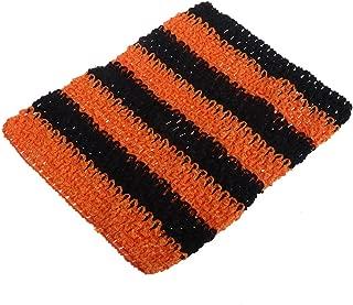 cici store 9inch Tutu Skirt Crochet Top Elastic Waistband Headband Hair Band Girls Tutu Dresses DIY Accessories (#38)