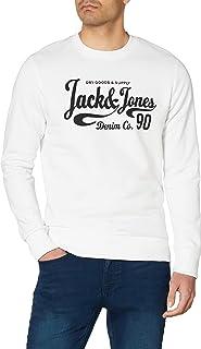 Jack & Jones Men's Jjhero Sweat Crew Neck Sweatshirt