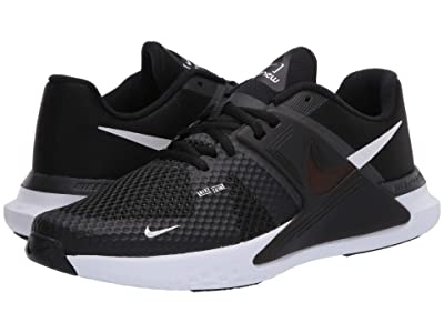 Nike Renew Fusion (Black/White/Dark Smoke Grey) Men