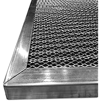 Trophy Air 20x25x1Pleated Electrostatic Air Filter Replacement | Washable | 6 Stage HVAC | Micro Allergen Defense, Healthier Home Environment | AC Furnace Air Filter Replacement | Made in the USA