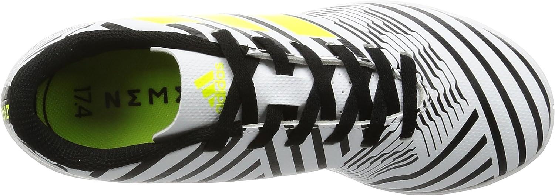 Zapatillas de f/útbol Sala Unisex Ni/ños adidas Nemeziz 17.4 In J
