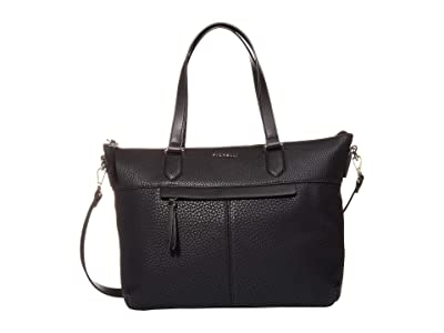Fiorelli Chelsea Satchel (Black) Satchel Handbags