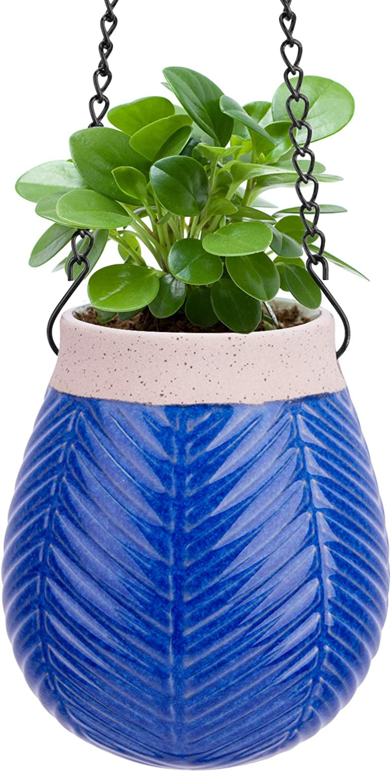 MICGEEK Hanging Planters Basket 5 Ce Hangers inches Year-end Direct sale of manufacturer gift Plant Indoor