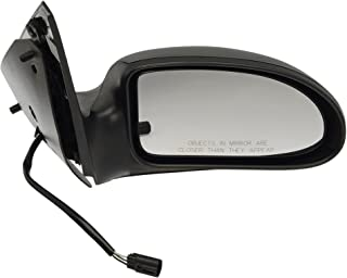Dorman 955-021 Passenger Side Power Door Mirror for Select Ford Models, Black