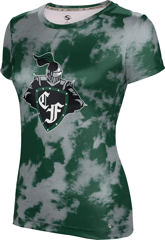 ProSphere Clear Falls High School Girls' Performance T-Shirt (Grunge)