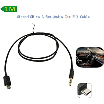 Duttek 3.5mm Audio Output Cable, Gold