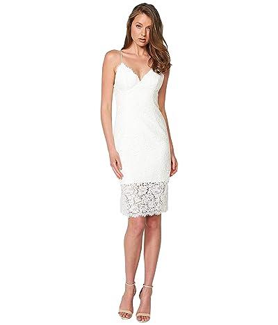 Bardot Sienna Lace Dress (Ivory) Women