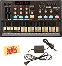 Korg Volca FM Digital Synthesizer Bundle with Power Supply and Austin Bazaar Polishing Cloth