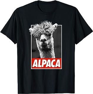 Cadeau amusant de lama alpaga pour hommes, femmes, enfants T-Shirt