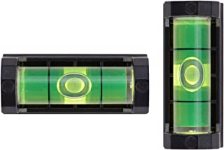 BOOSTEADY Gunsmith Level, Rifle Scope Magnetic Level Buble System, Pack of 2