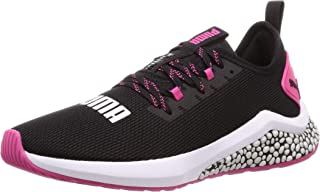 PUMA Women's Hybrid NX WNS Outdoor Multisport Training Shoes, Black-Fuchsia Purple