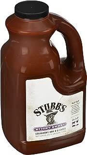 Stubb's Sticky Sweet Legendary Bar-B-Q Sauce, 1 gal