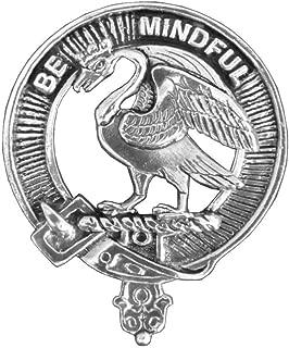 Campbell (Calder) Clan Crest Scottish Cap Badge
