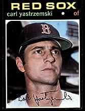 1971 Topps #530 Carl Yastrzemski VG-EX Red Sox