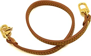 Real Leather Shoulder Strap Replacement 15.7