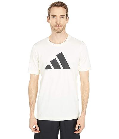 adidas Branded Icons Badge of Sport Tee (Cream White) Men