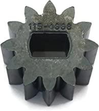 Genuine OEM Toro Gear Pinion for 20, 22