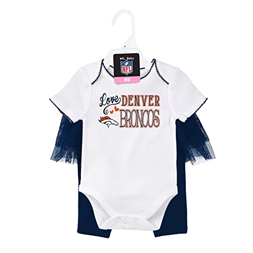 81d482ff715 Outerstuff NFL Newborn Football Dancer Onesie and Tutu Legging Set