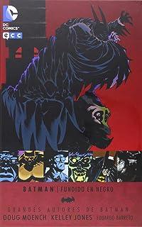 Grandes autores de Batman: Dough Moench y Kelley Jones - Fundido en negro