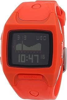 A4981156-00 - Men's Watch, plastica, Color: arancio