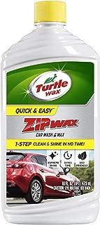 Best zip wax car shampoo Reviews