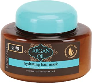 Argan Oil Hydrating Hair Mask - for Intensive Conditioning Treatment To Revive and Nourish Dry Hair