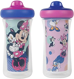 The First Years Disney Minnie Mouse Insulated Sippy Cup 9 Oz - 2pk, Multi