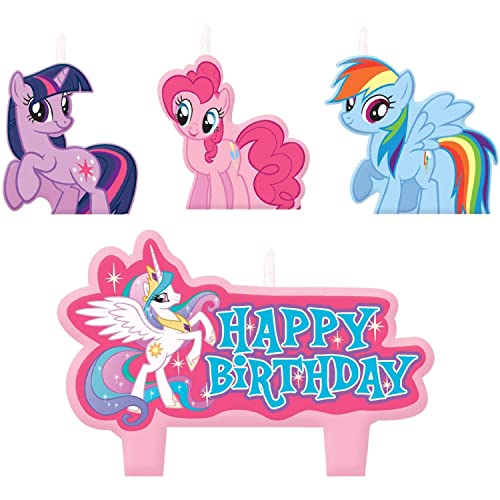 My Little Pony Cake Decorations Amazon Com